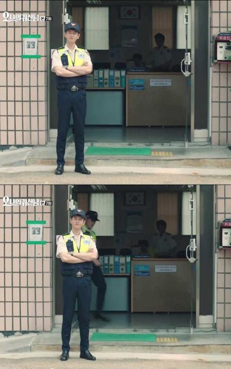 是說....現實生活中,真能有警察這摸帥氣嘛?(拜託知道的人來信告訴小編我~>W<)