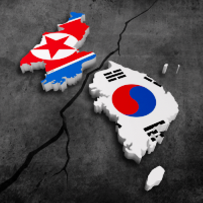 最近北韓跟南韓吵到一副要打戰的氣勢~大家應該都聽說了吧??