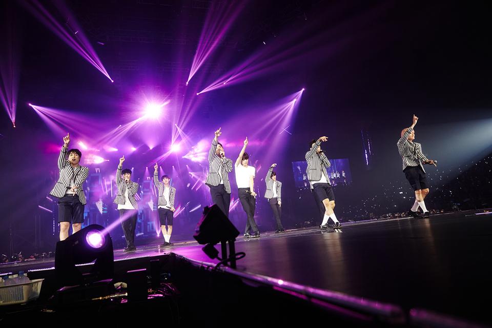 第1名:EXO 關注人數(8/23止):2,419,090