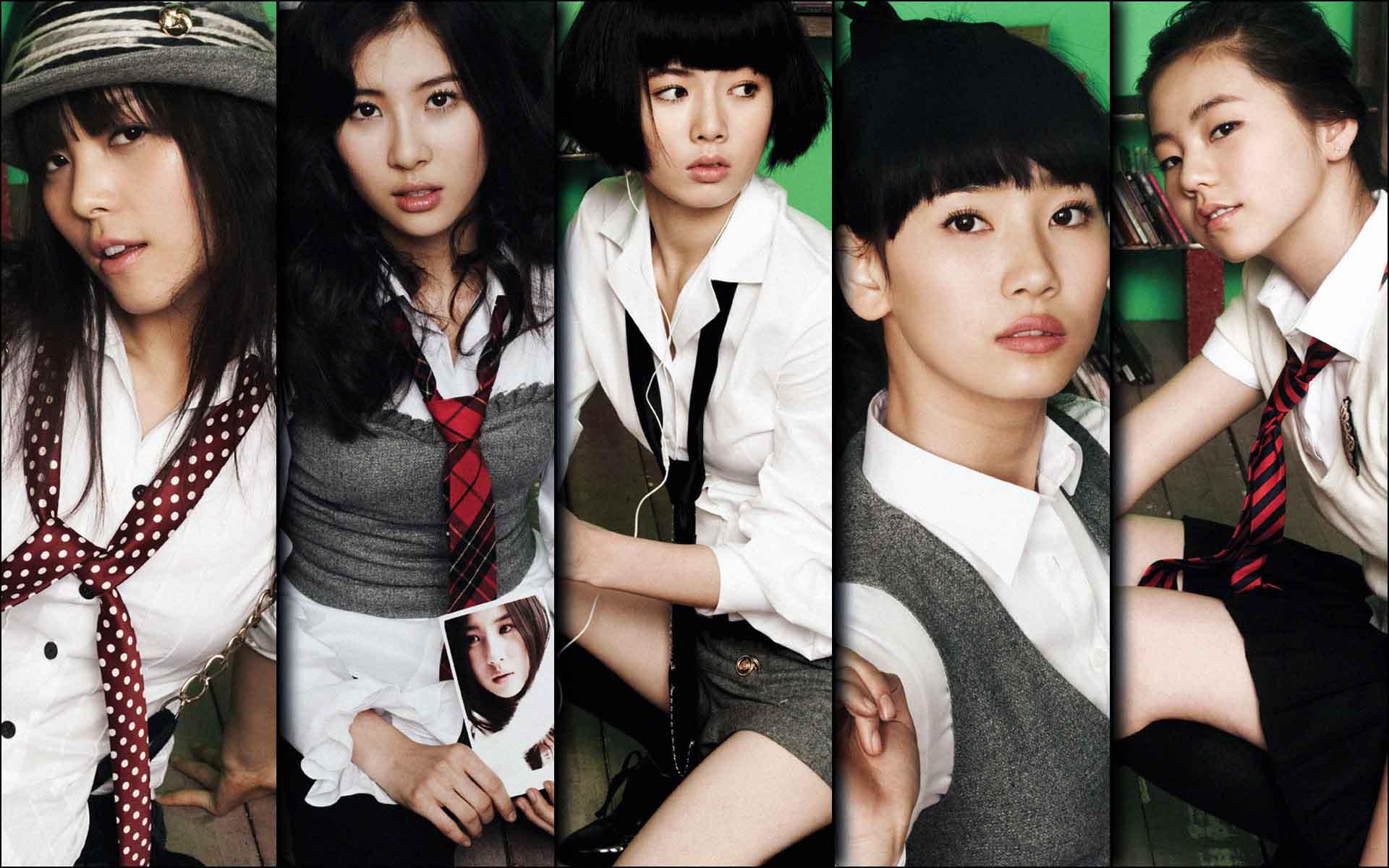 說到Wonder Girls,2007年2月出道的她們,是不是有幾個認識熟悉的面孔??