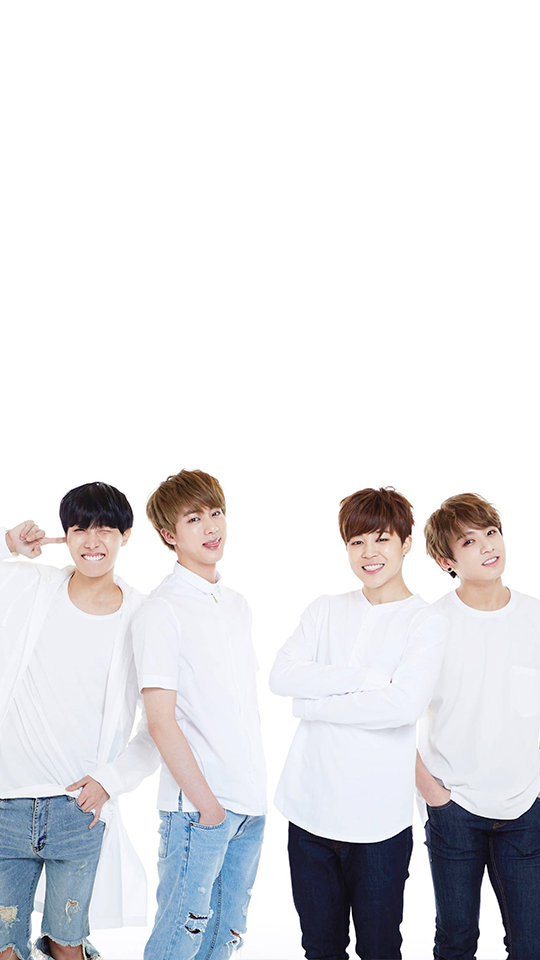 #J-Hope、Jin、Jimin、Jung Kook
