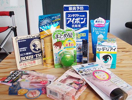 今天就來看看韓妞到日本必買美妝清單,看看跟台灣人買回去的一不一樣?