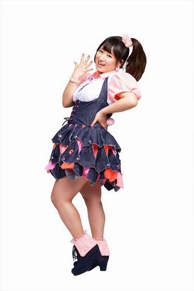 隊長 大木梨渚 | Oki Risa 1990年 10月 19日生, 146cm 60kg