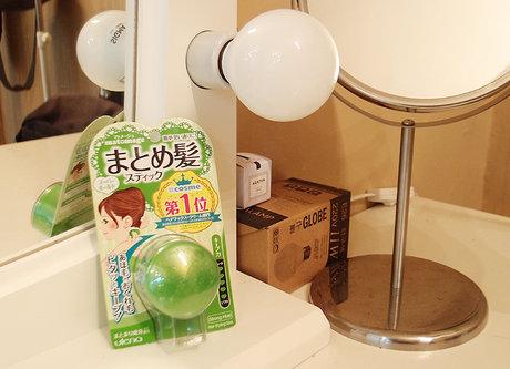 ▶Matomage 強力定型魔髮球(大約台幣100元)
