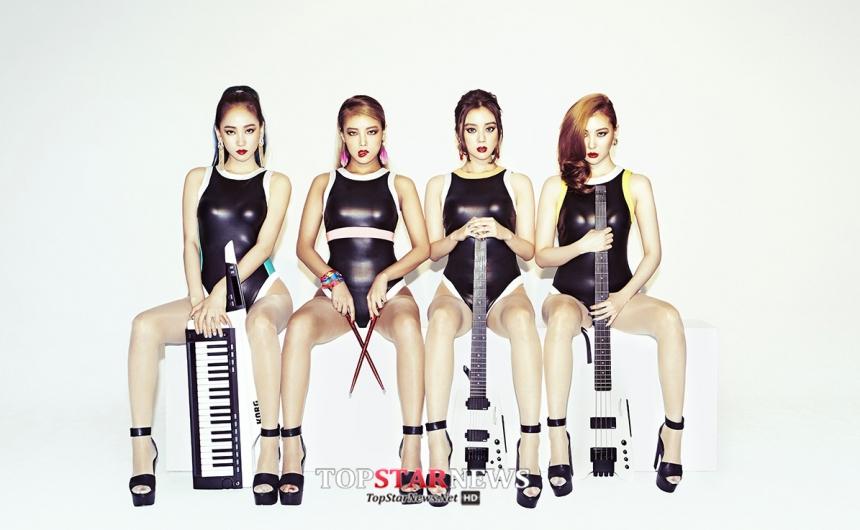 Wonder Girls 婑斌:32歲 譽恩:31歲 宣美:28歲 惠林:27歲