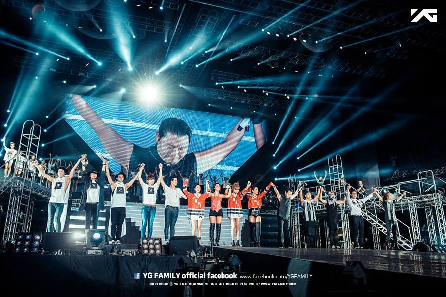 YG娛樂在音源排行榜上只要一出手,幾乎都是穩座冠軍!但是無限挑戰歌謠祭的影響,對YG來說~是受害,同時也是受惠。為什麼呢?