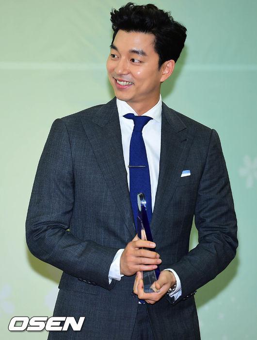 No.8, 孔劉 又高又帥,個性又幽默的演員