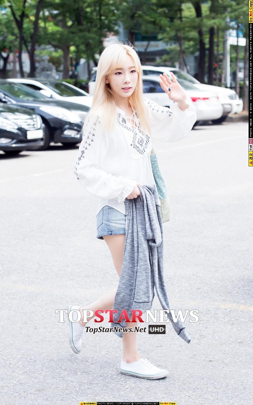 1. 少女時代泰妍