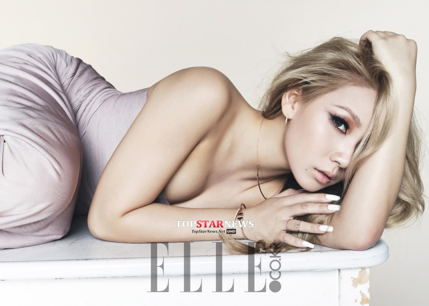 6. 2NE1 CL