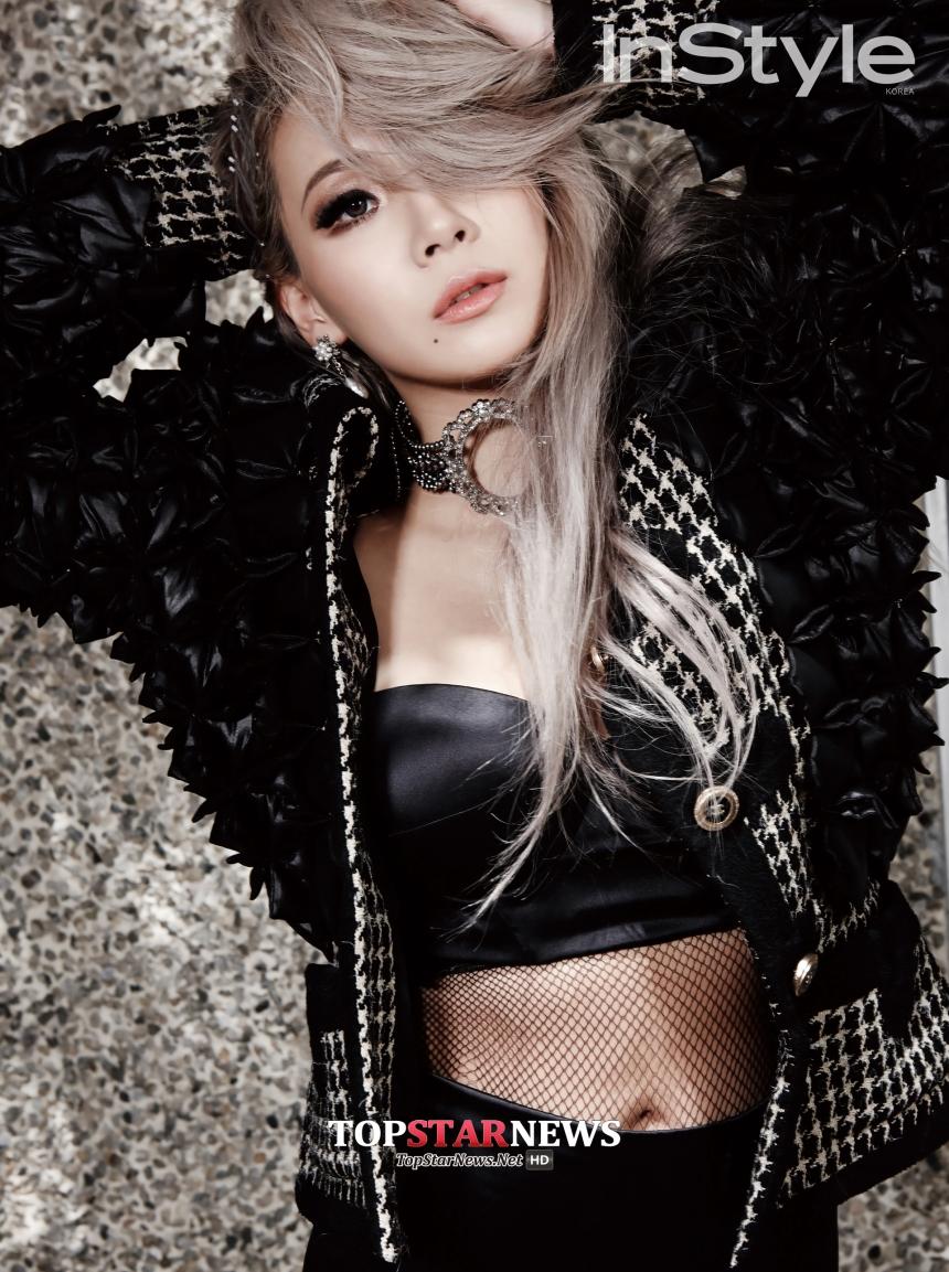 讓人愛上的是她的態度,不侷限自我、不在乎韓國鄉民的眼光~完全做自己
