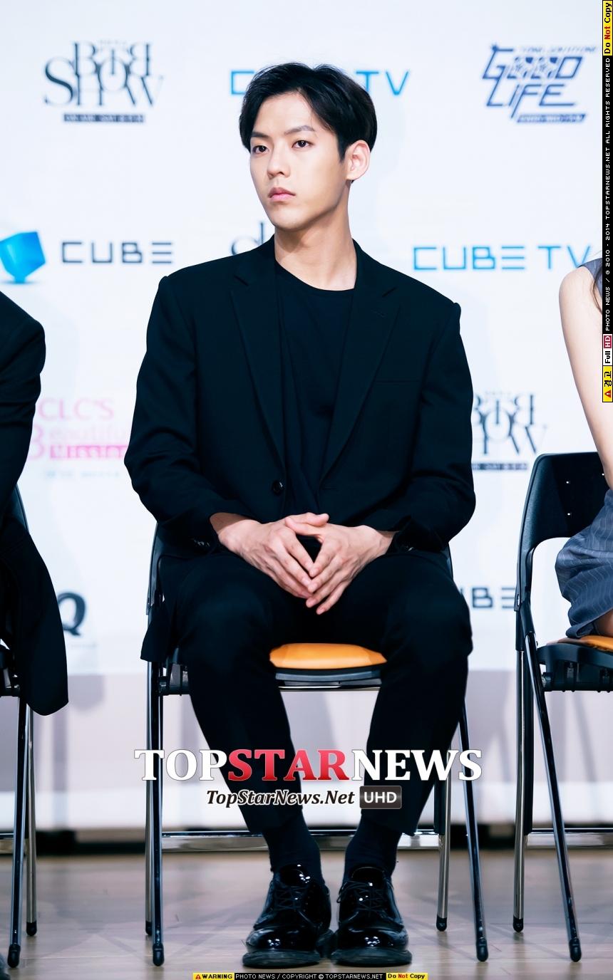 旼赫 - 原取名Hota  其實這是他地下時期藝名
