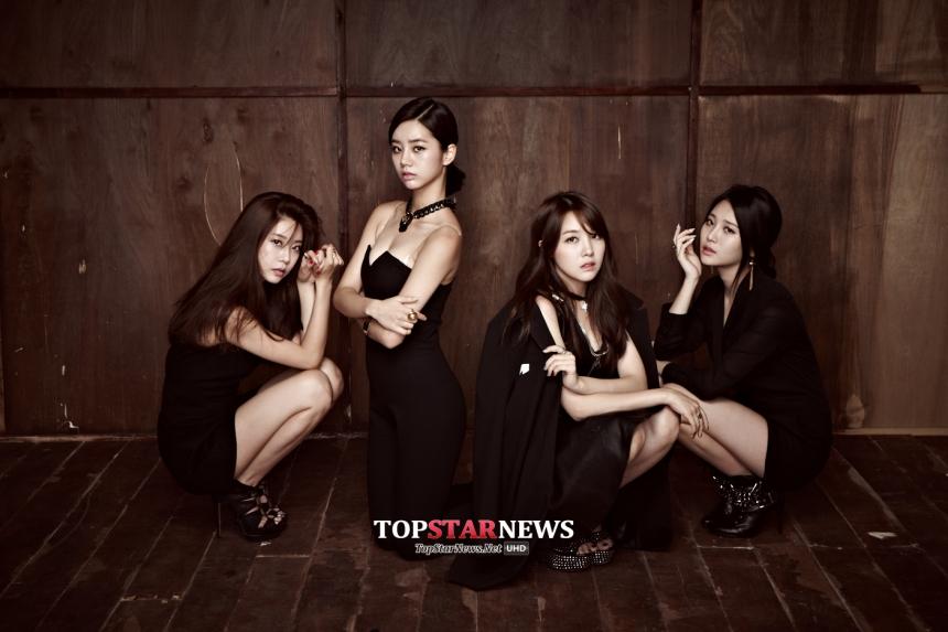 Girl's Day - 原取名為Diamond  雖然說BIGBANG不用(看上篇男團),但是用物品名還是不智啊XD