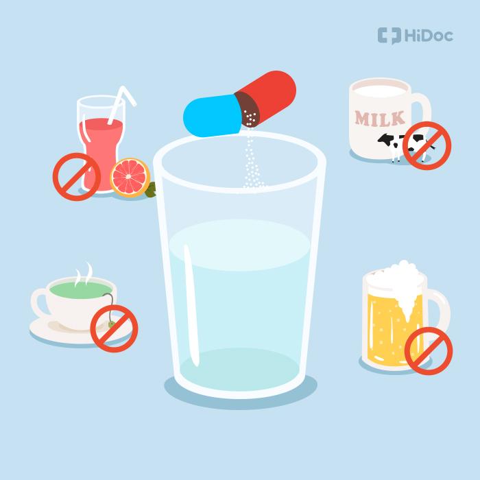 如此這般,使用水之外的其它飲品來服用藥物是,可能會因為其本身含有的特性引起與藥物間的相互作用,藥物不但沒有起到作用,反而可能會引起副作用,所以一定要特別的小心才行!