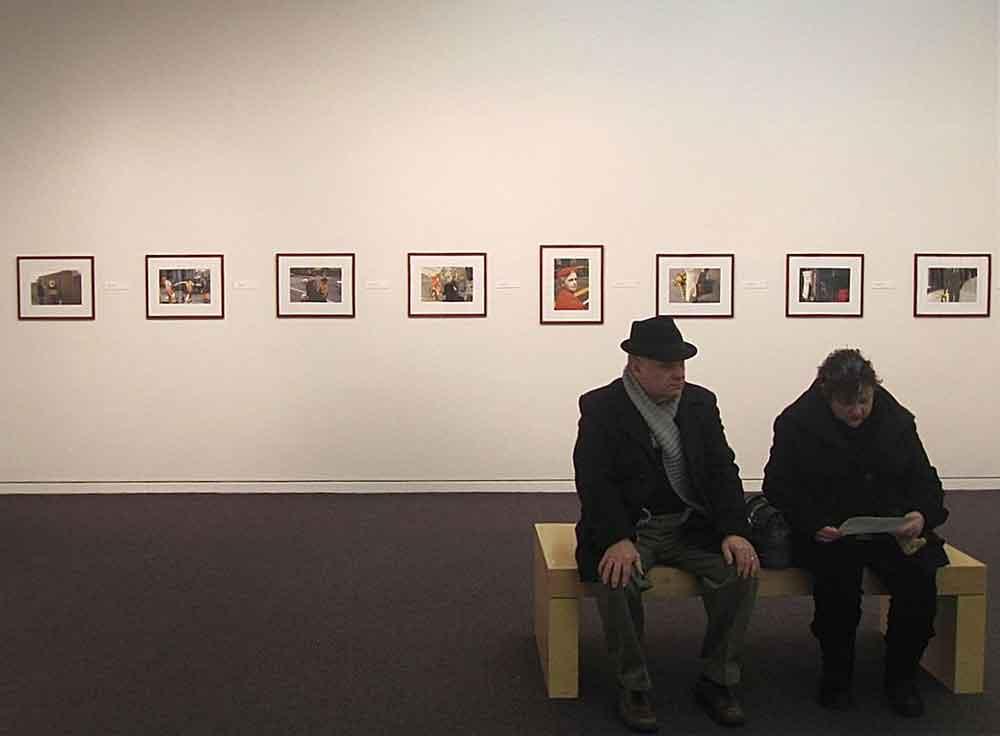 近代像薇薇安·邁爾,辛蒂·雪曼等的攝影師,更以自拍為主要攝影主題呢!