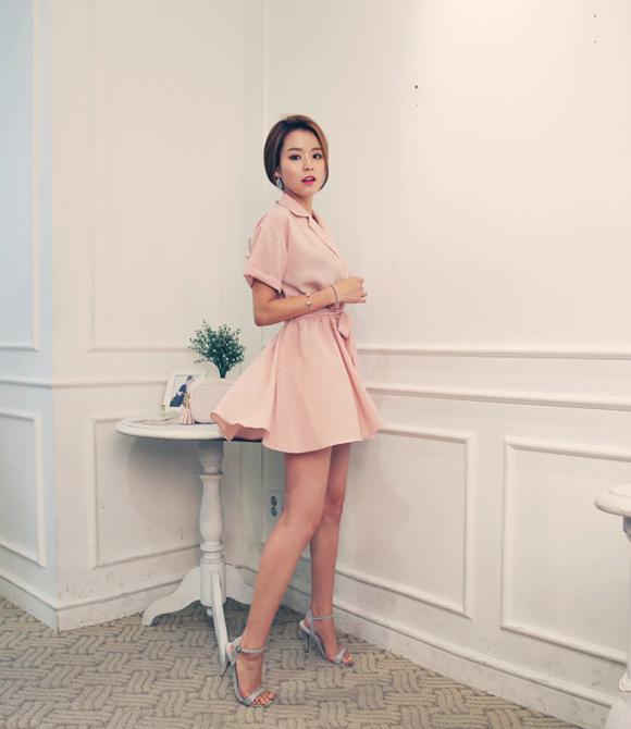 A字洋裝~可愛的小妖精+