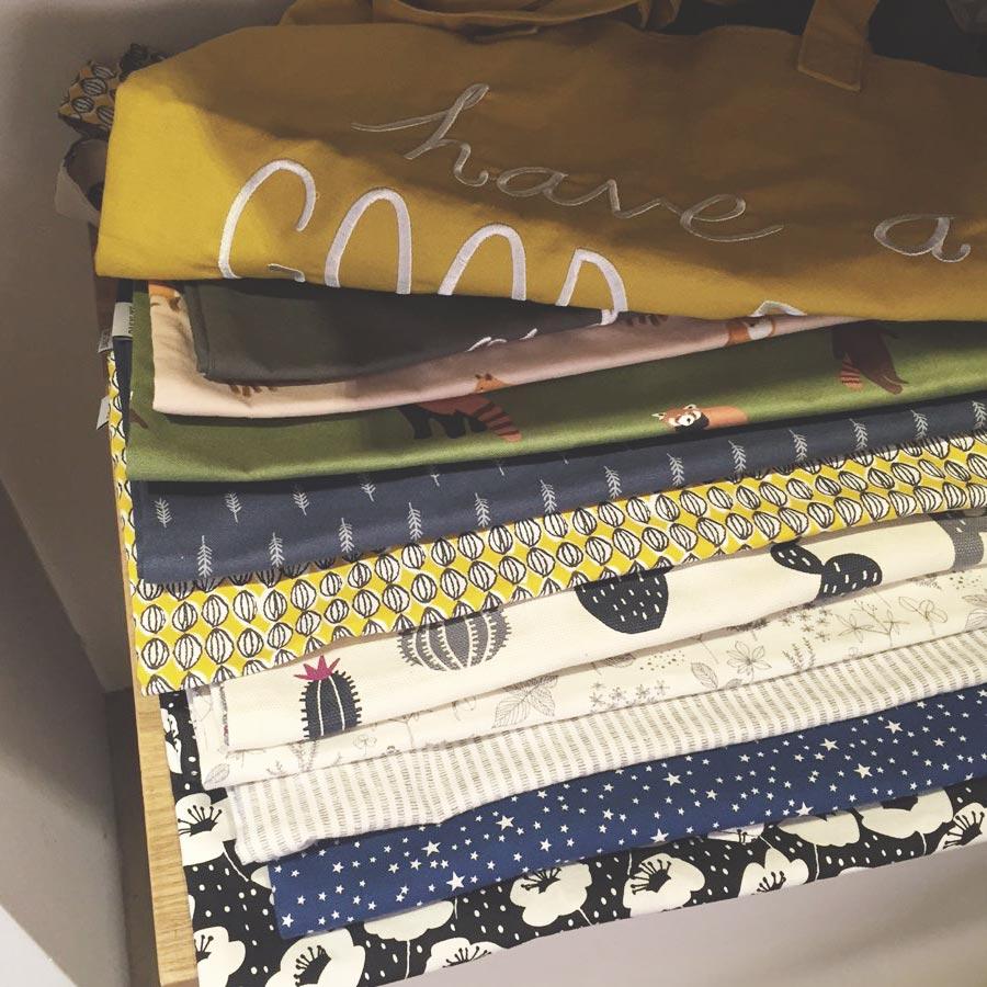 布製環保購物袋,有沒有很特別~