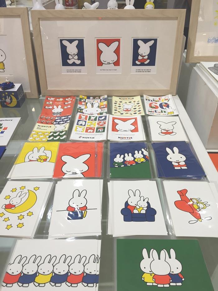 米菲兔相框和明信片