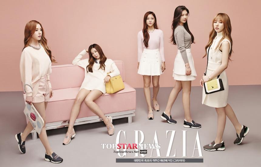 另外一組則是忙內團Red Velvet,新人團為了要炒人氣,不斷回歸在大眾眼前是必要的~
