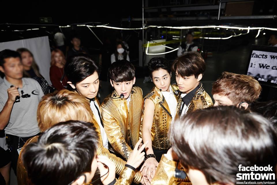 TOP 10. EXO-K 粉絲人數:5,084,291 世界排名:803(上升7名)