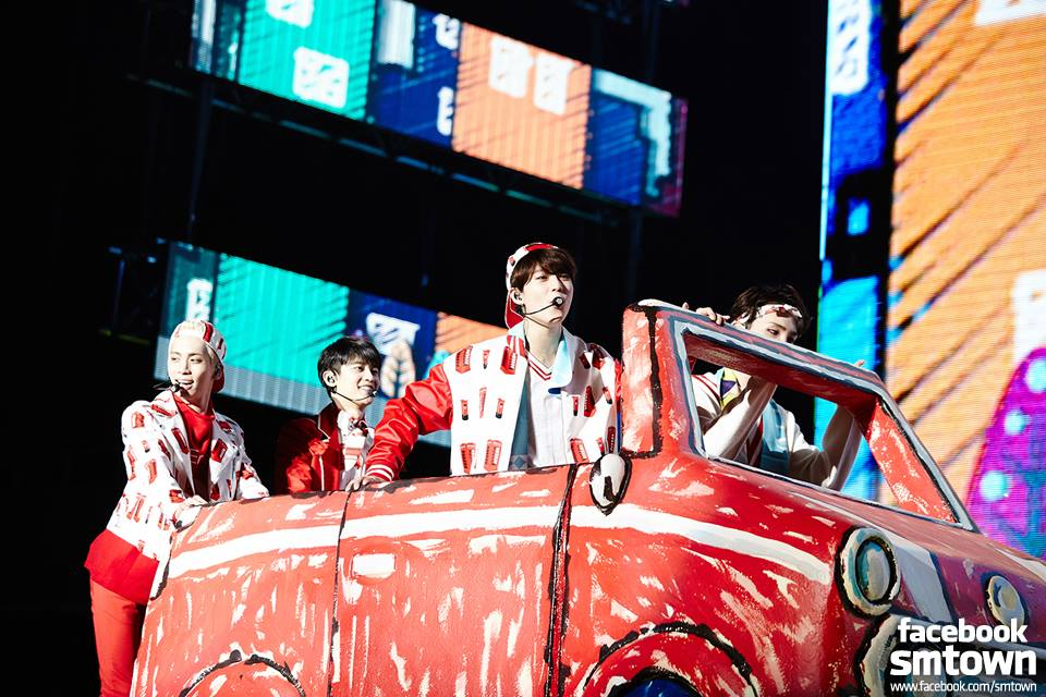 TOP 8. SHINee 粉絲人數:6,042,360 世界排名:650(下降35名)
