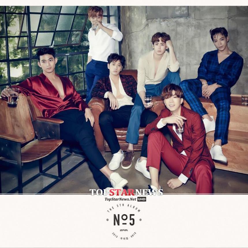 被譽為「野獸」的猛男團體2PM!! 因為身材太好~勾引了不少女粉絲呢(流口水)