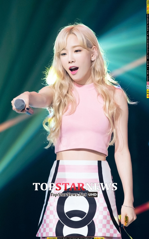 上週26日,登上MBC音樂<Show Champion>直播現場的白雪公主~
