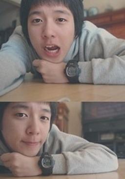 釜山男子漢的鄭容和!!!居然也是臉讚出身?
