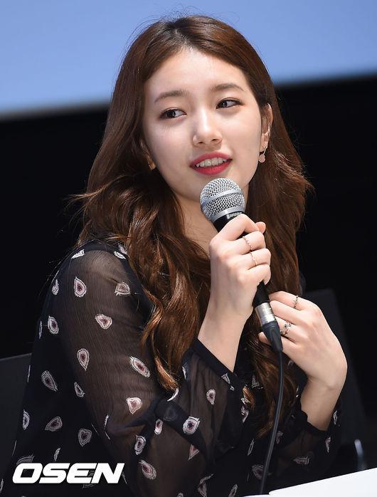 第2名由Miss A的秀智獲得,得票率23%