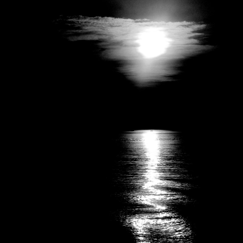 隨著太陽落山,夜幕也降臨了 在黑暗中,不管是多熟悉的地方都會徒增恐懼感……
