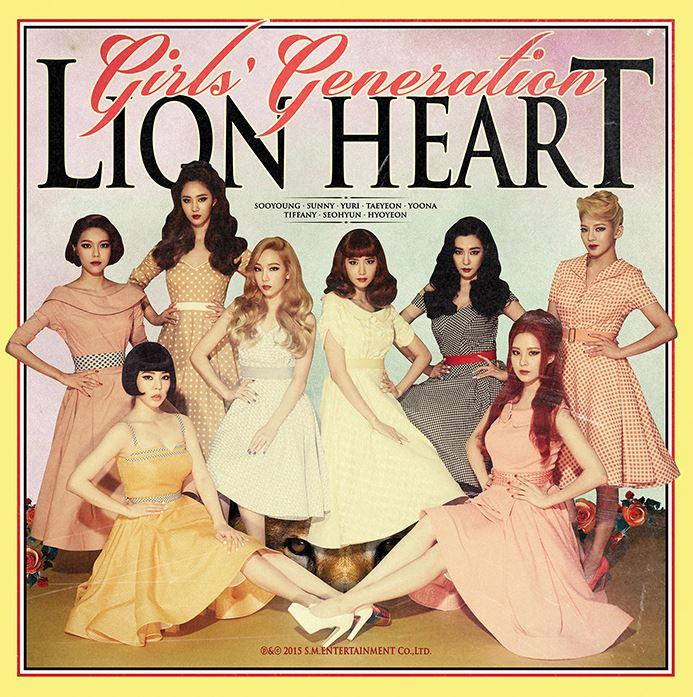 #少女時代 也是唯一上榜的女明星,隨著第五張正規專輯的回歸和在中國的一系列演出活動,也讓少時在這次的投票中獲得了較高的人氣。新專輯裡的《Lion Heart》、《You Think》的MV在中國都很受歡迎。