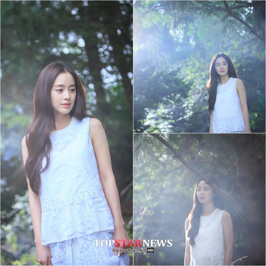韓國的國民女神:金泰希,因為天然美女、學歷高~深受韓國人喜愛