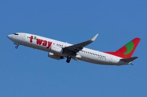 6.德威航空 韓國一家主打平價的航空公司,創立於2004年首爾市,機票低廉,安全不打折,也有飛台北松山囉