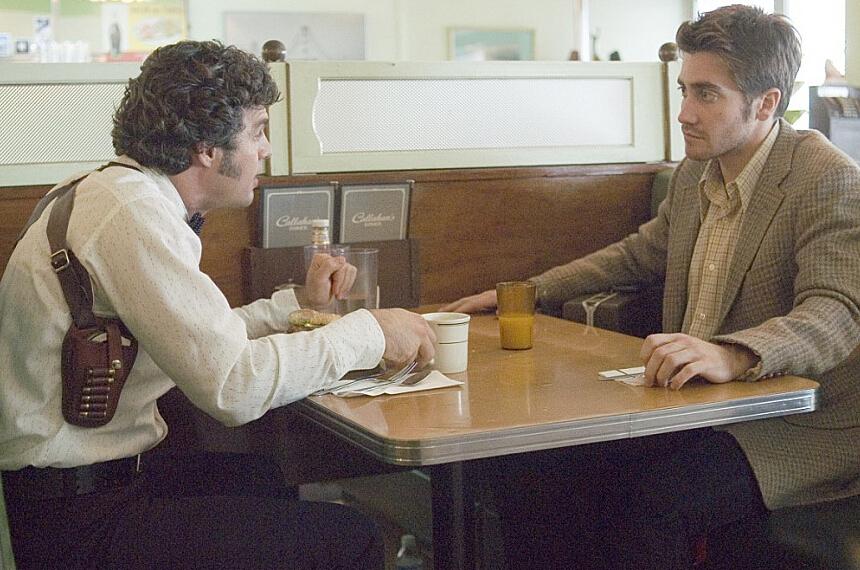同樣也被改編成電影《索命黃道帶》,已於2007年上映,有興趣的小夥伴可以去看看這部電影。