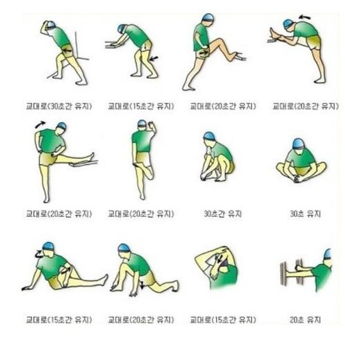 介紹完以上三種可以幫助瘦小腹的食物以後,接下來針對運動的部分學習一下吧!GO~