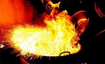 1. 加熱的煎鍋起火,放點美乃滋就滅了(前提是鍋裡什麼都沒有的情況下)