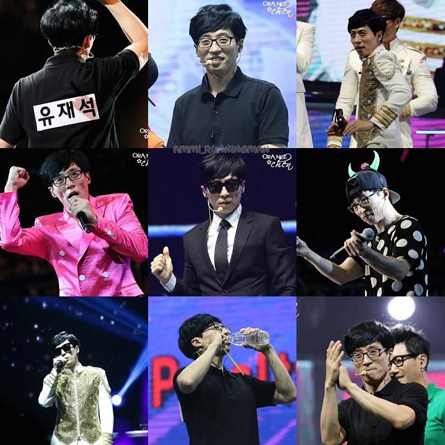 劉在錫在韓國也是人氣一等一,在海外更是被稱為大神,應該不要被稱為國民MC,是亞洲MC了吧!