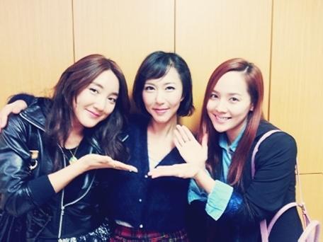 先看看SM的元祖女團,從3人團體S.E.S先開啟最初的韓流偶像風潮