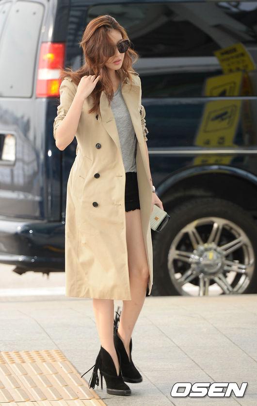 No.11 演員 姜素拉 性感的身材跟爽朗的個性,真的是很有魅力的女生!