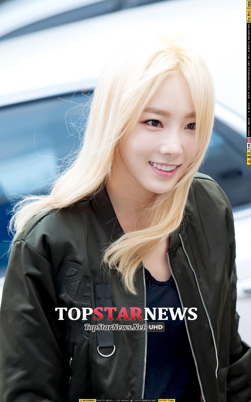 No.9 少女時代 太妍 已經來了個潤娥~又還有太妍~粉絲群真的很廣耶~