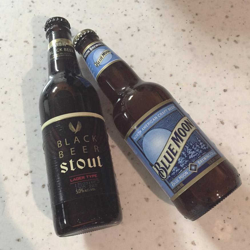 4. 啤酒快速冰起來 不止是啤酒,各種飲料都可以
