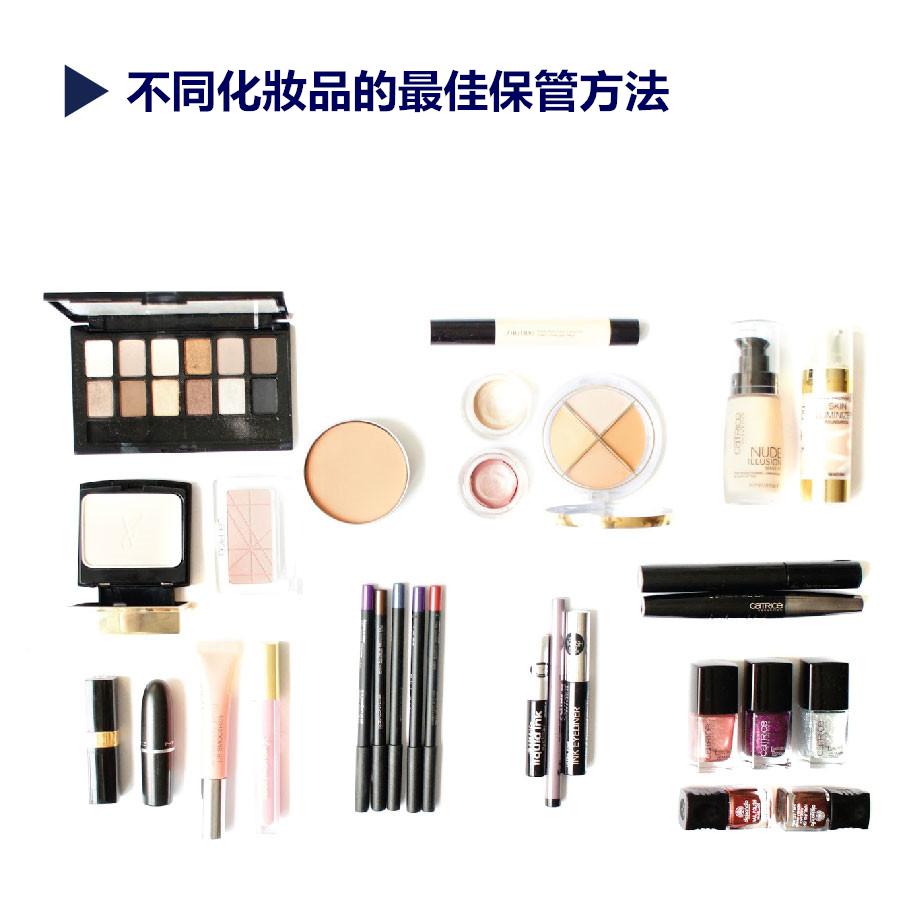 就算是相同的化妝品,根據你不同的使用和保管方法,其保質期也是不同的,下面化妝品的正確使用和保管方法你一定要知道。