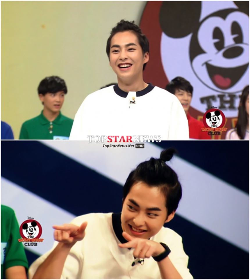 雖然我也覺得MAMAMOO的玟星很像EXO XIUMIN,但是韓國廣大網友認為XIUMIN比較像下面這位