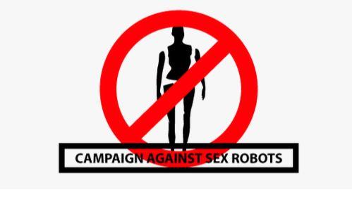 但是推出後,卻遭到機器人倫理學者Kathleen Richards博士和研究機器人及認知科學的Erik Billing博士,聯合發起名為「反機器人性愛」的運動,還開設了網站。