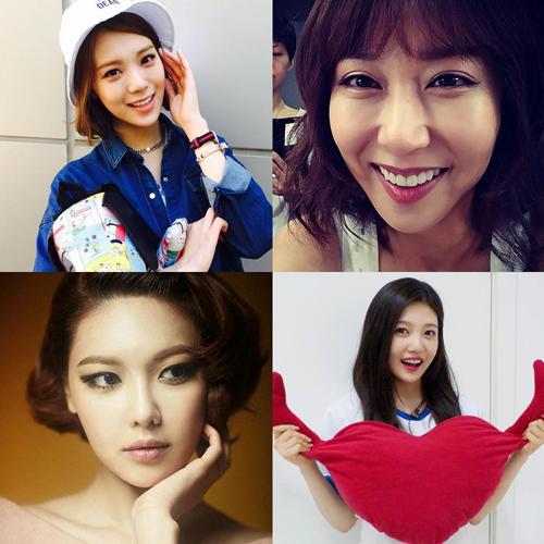 # 秀英 After School  Lizzy(朴修映) / S.E.S. Shoo(劉秀英) 少女時代 秀英(崔秀英) / Red Velvet Joy(朴秀英)