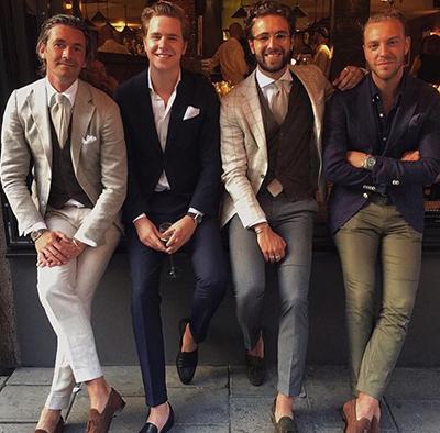 So~小編今天特意找來四位時尚達人的IG帳號,不管是休閒裝還是上班裝,都可以讓你變身成為全場焦點!