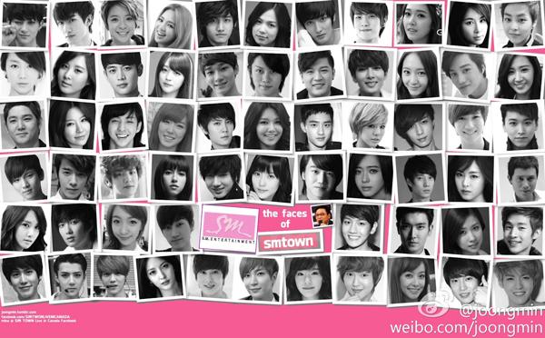 如果你是韓國最大娛樂公司SM娛樂所屬歌手的死忠粉的話,相信你應該經歷過這樣的痛苦.....