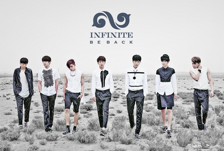 第8名. Infinite (16次)