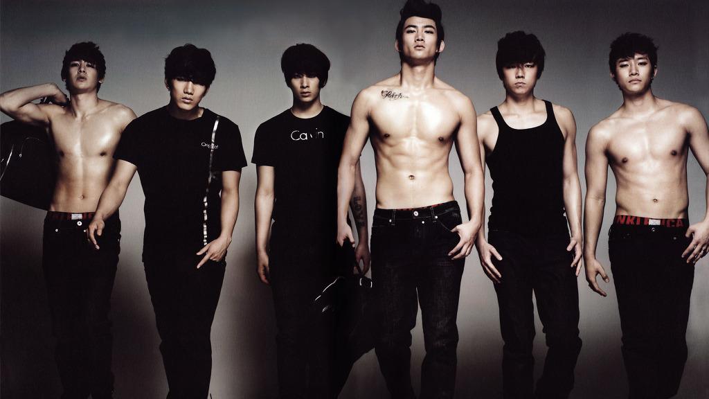 第7名. 2PM (26次)