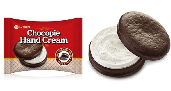 另外一個是OREO口味,護手霜的部份加上顆粒,讓餅乾的效果更加逼真!