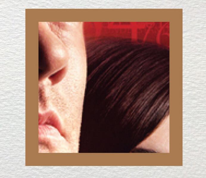 只出現了1/4張的男人臉和女人頭髮>>猜不出來請看下一頁的提示>>